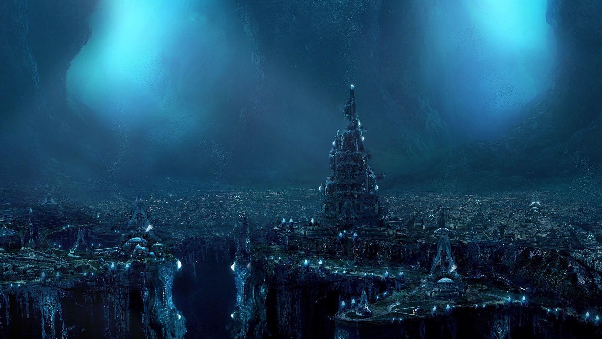 3D Fantasy Places