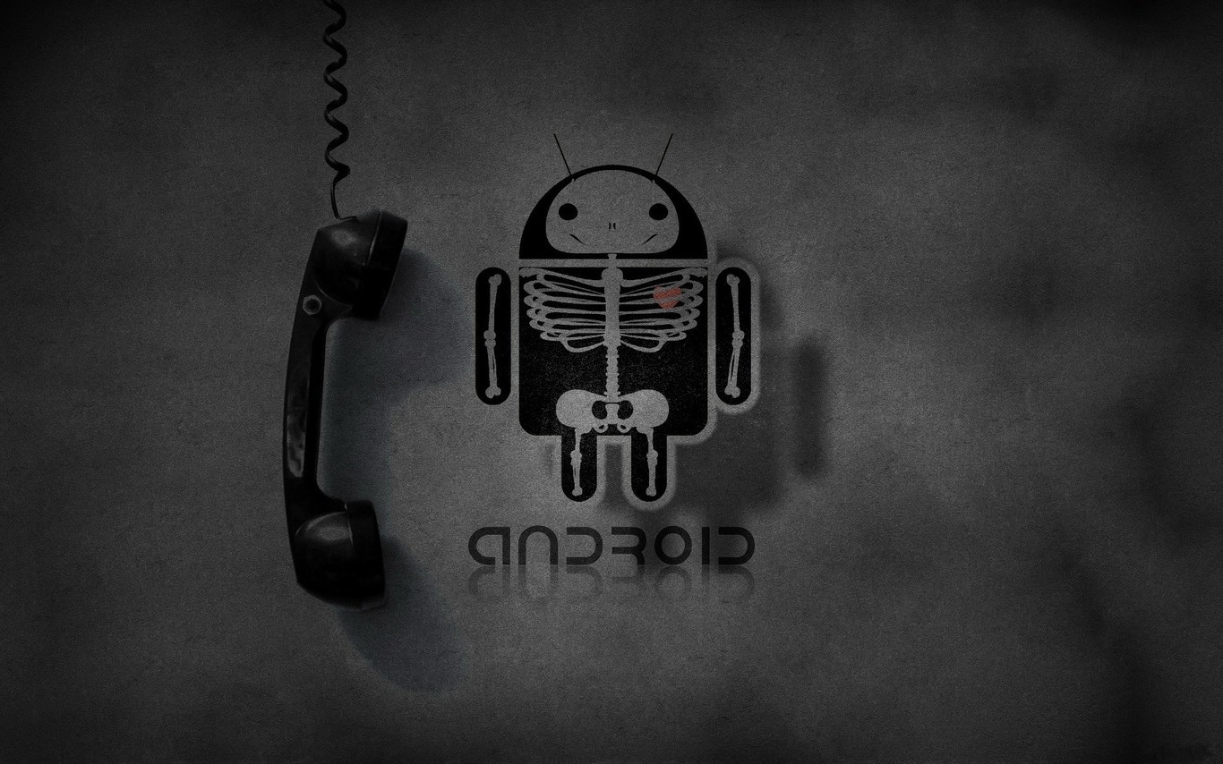 Android black