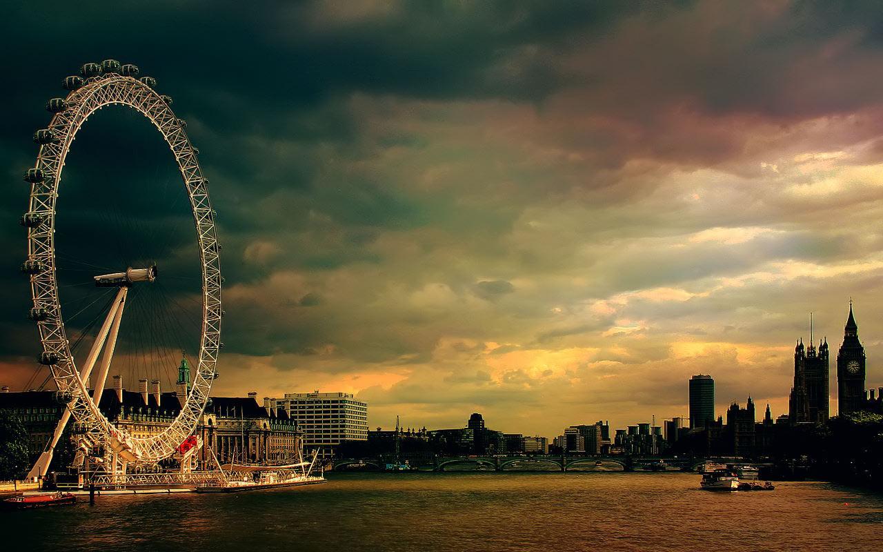 London Eye wallpapers