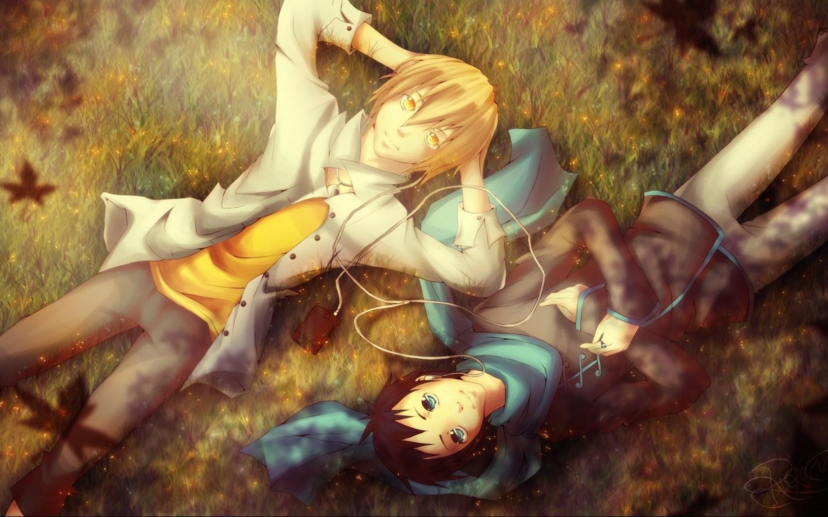 boys anime art