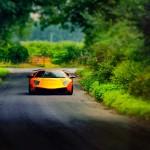 lamborghini murcielago road car