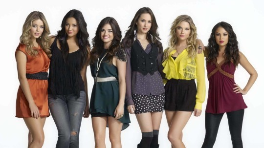 2013 Pretty Little Liars 26 Wallpaper Movies Wallpapers