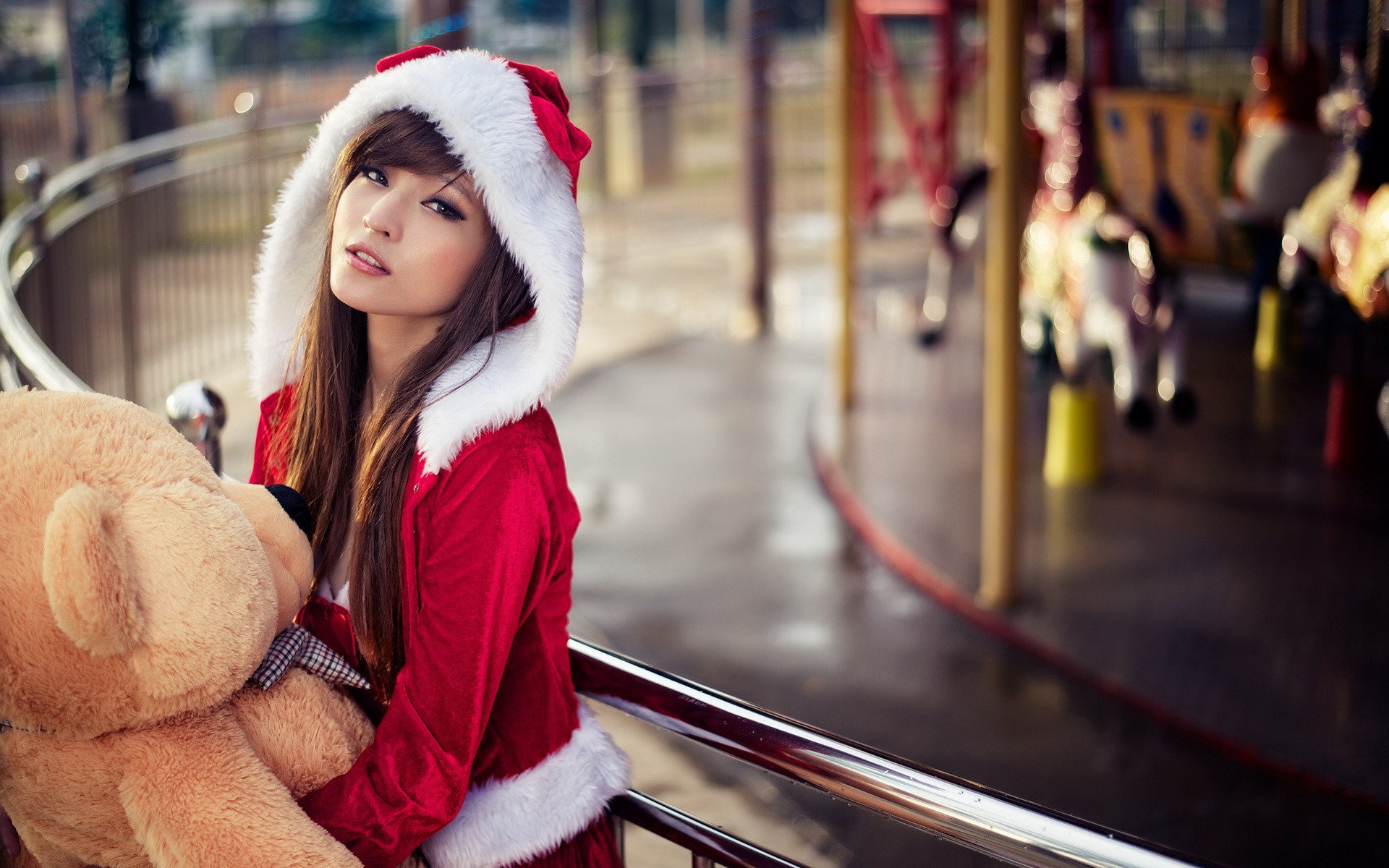 Asian Santa