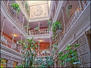 Atrium Hotel Blume Baden Switzerland