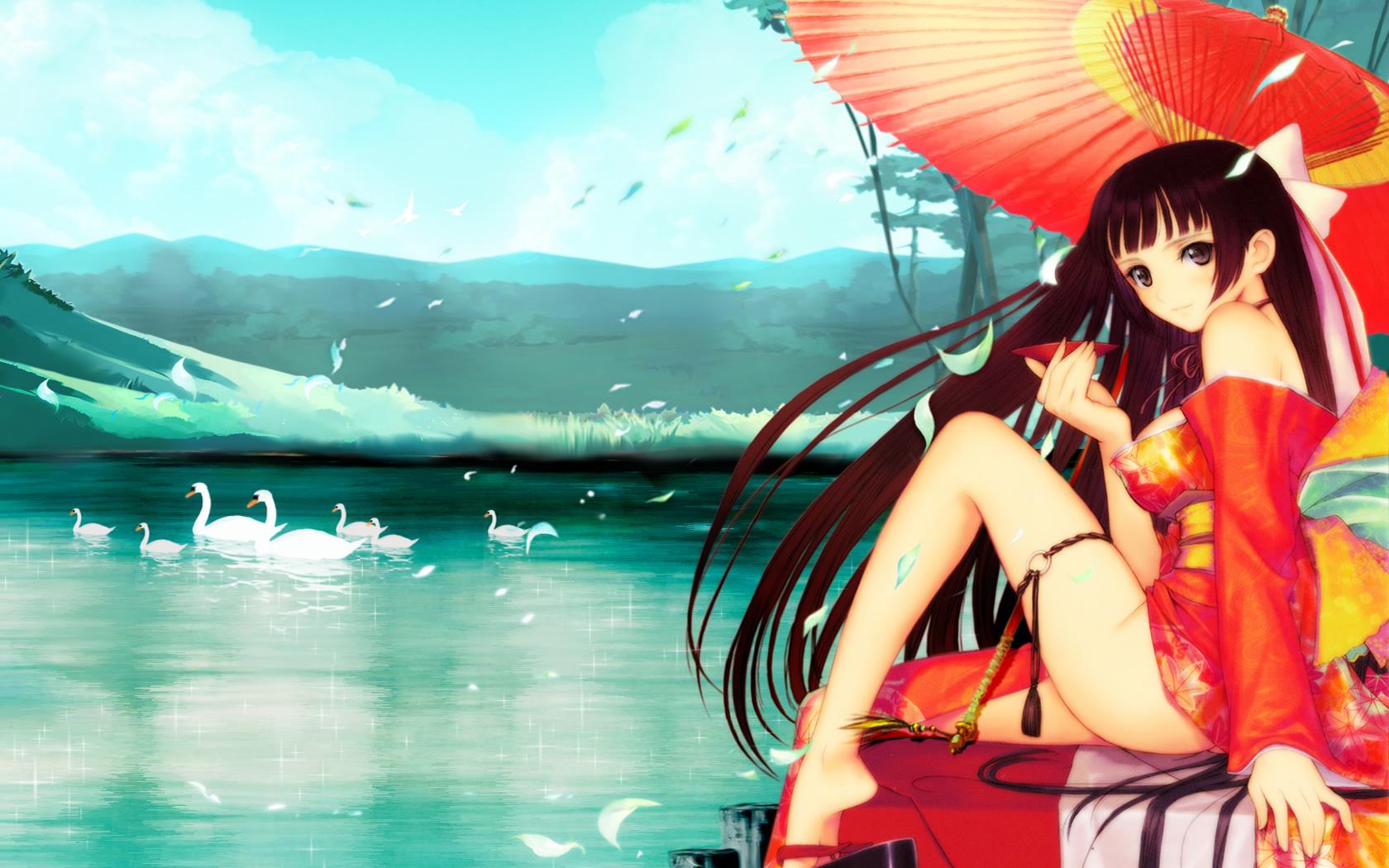 Hentai Anime Girl