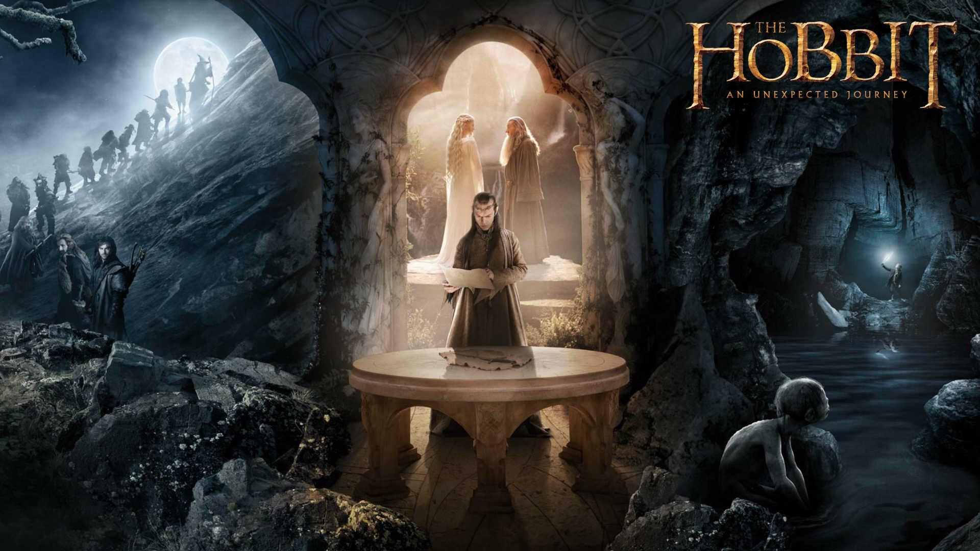 Hobbit Part 1 - An Unexpected Journey 5