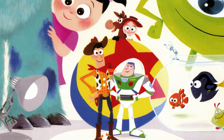 Pixar Various 1