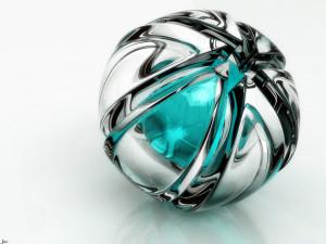 ball 3D Abstract