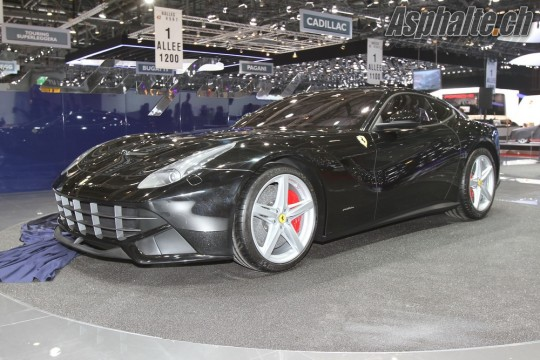 Ferrari Berlinetta Black 91 Wallpaper Car Wallpapers Download