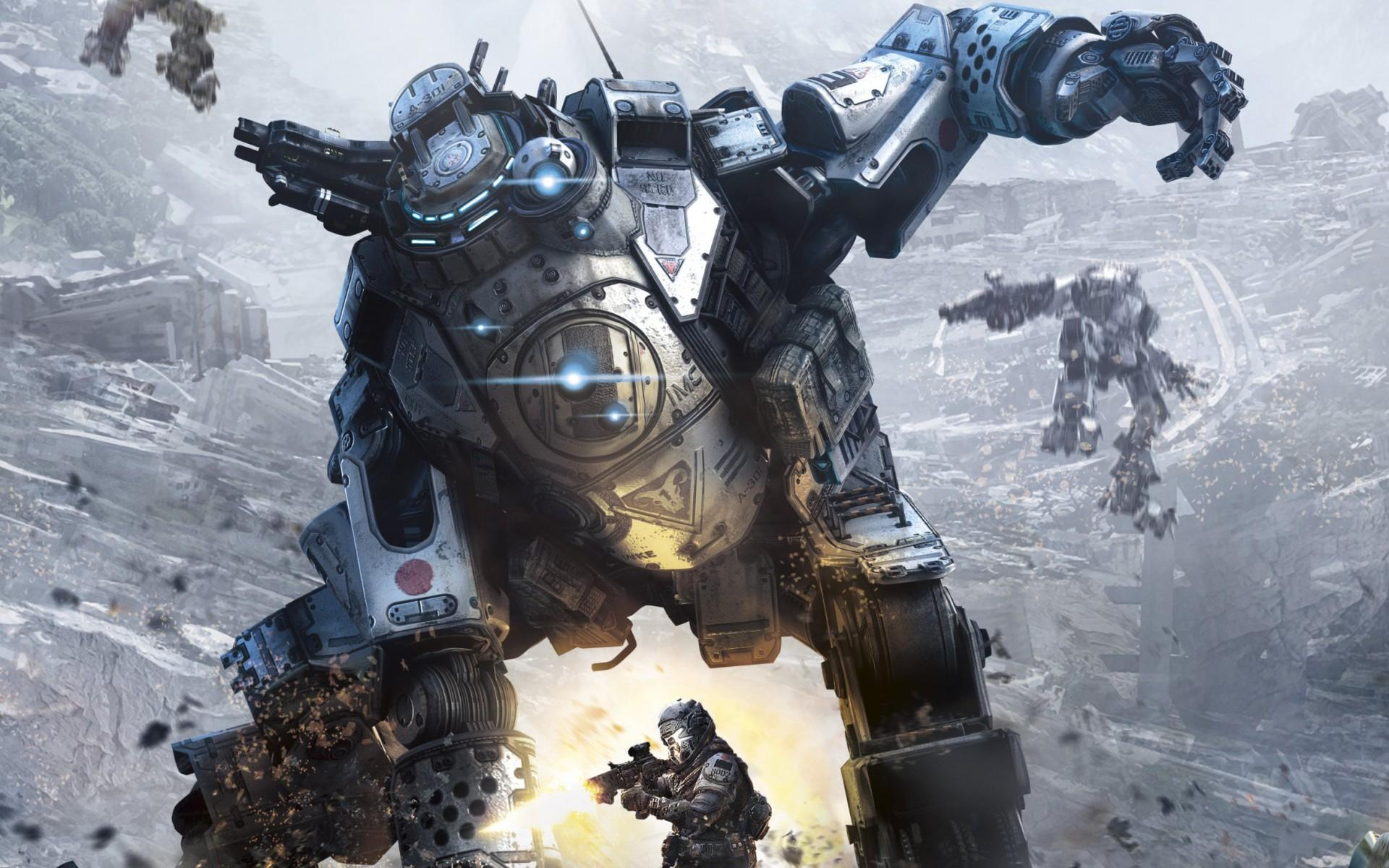 Titanfall collector edition