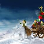 winter christmas