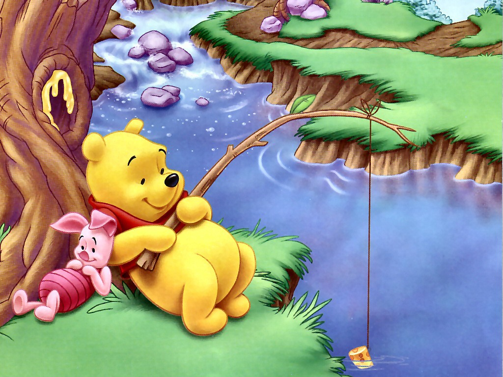 Cute wallpaper pooh